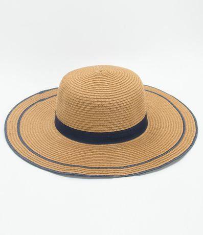 84b147d994 Chapéu de Palha Liso - Renner | Achados!