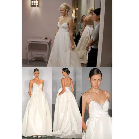 The nightmare sister to Katherine Heigl in wedding rom-com ...