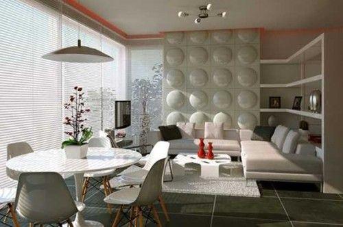 Fotos de Sala y Comedor Juntos | Decoración Interiores | Pinterest ...