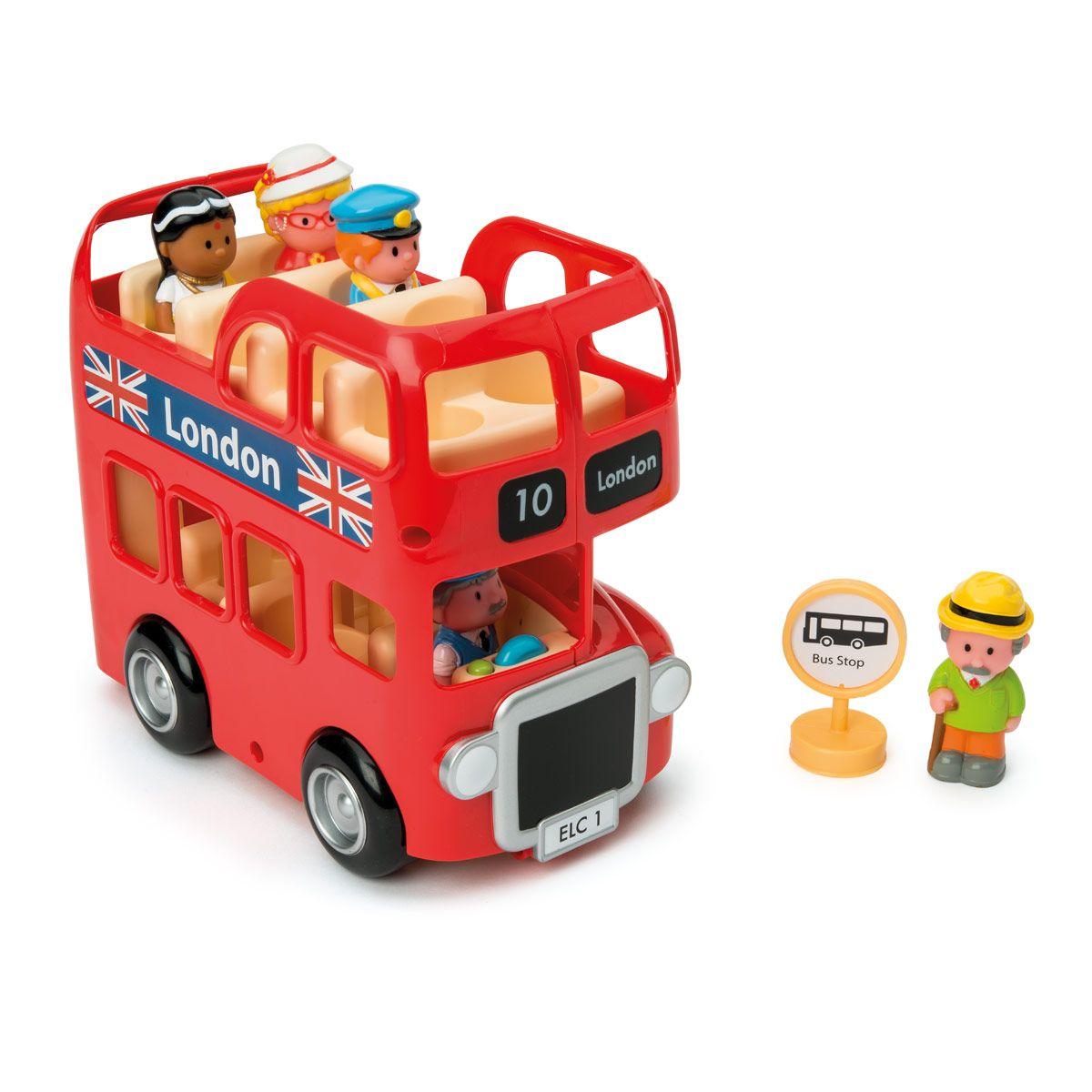 Londonien De Happyland Oxybul Pour Création 18 Bus Imagibul Enfant vn0mN8w