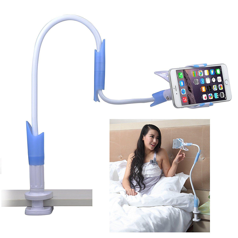 Avantree Cell Phone Clip Holder, Gooseneck Universal Lazy