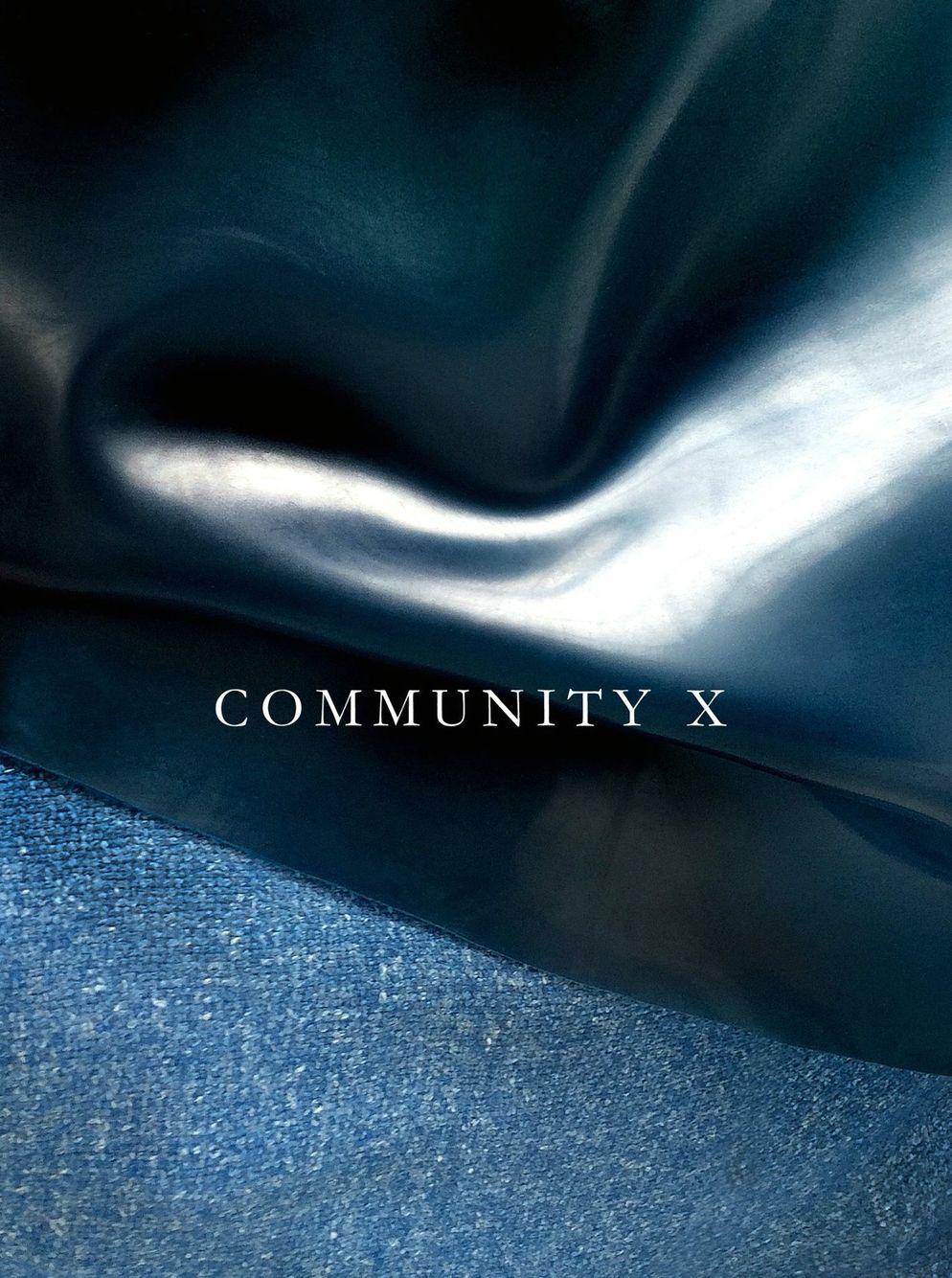 Community X garments