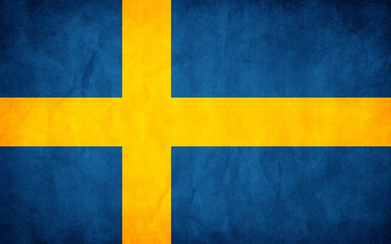 Sweden Grunge Flag By Think0 Sweden Flag Swedish Flag Flag