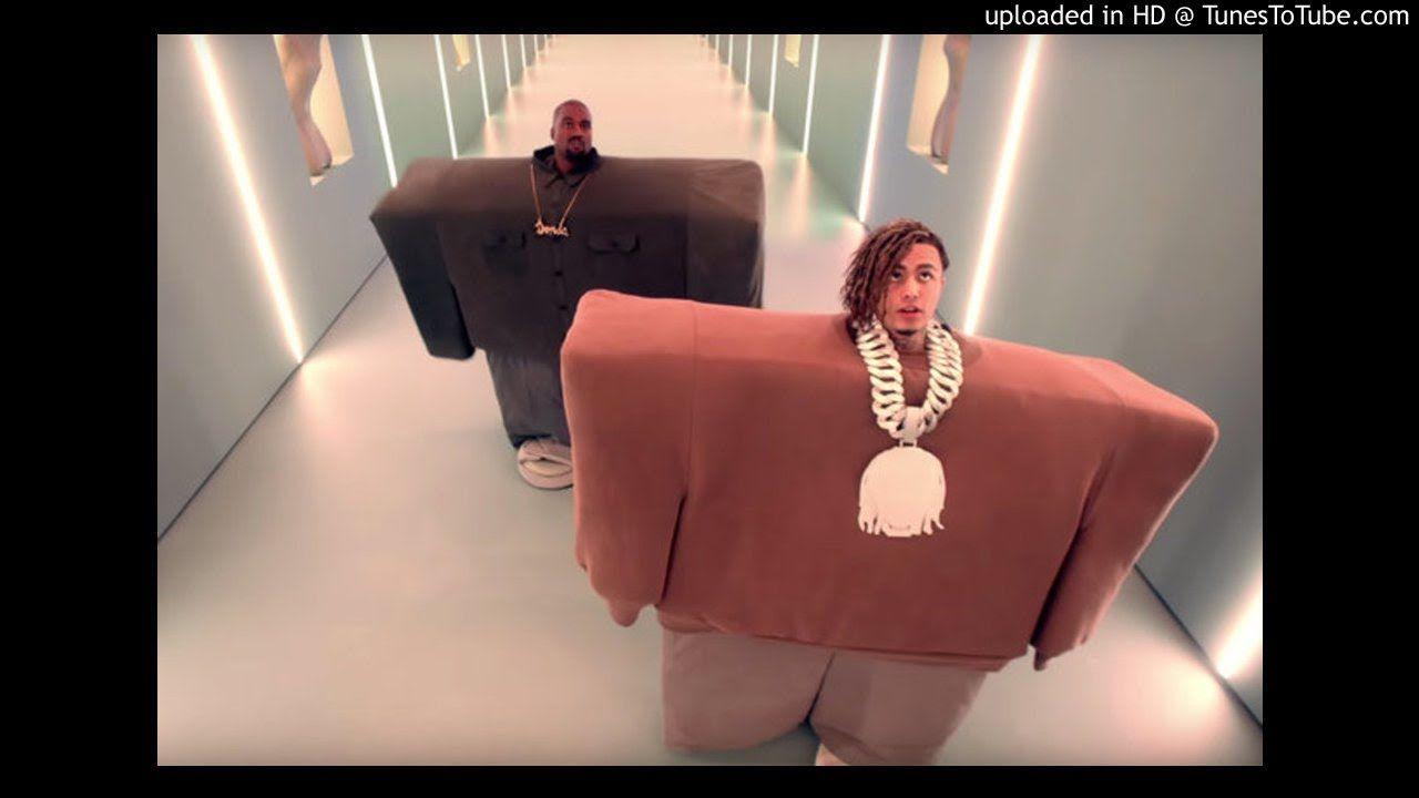Kanye West X Lil Pump I Love It Instrumental W Hook Lil Pump Kanye West Kanye