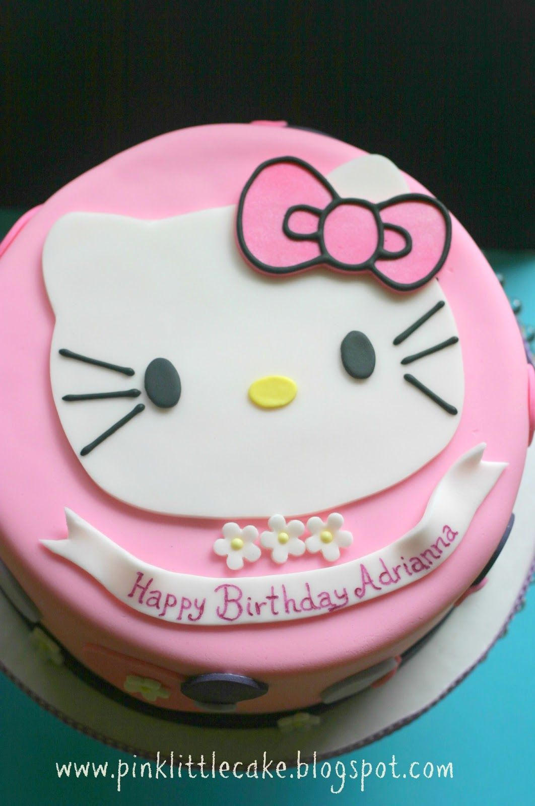Birthday Cake 7 Years Old Girl Google Search Ally S