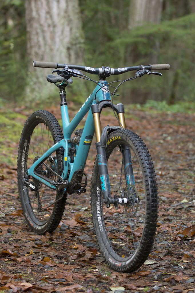 Yeti Sb5 5 Review Downhill Bike Bmx Bicycle Yeti Bikes