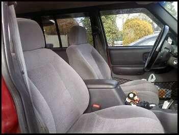Zj Seat Swap Into Xj Bolt In Jeep Cherokee Jeep
