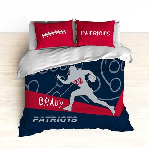 Football  Bedding Design