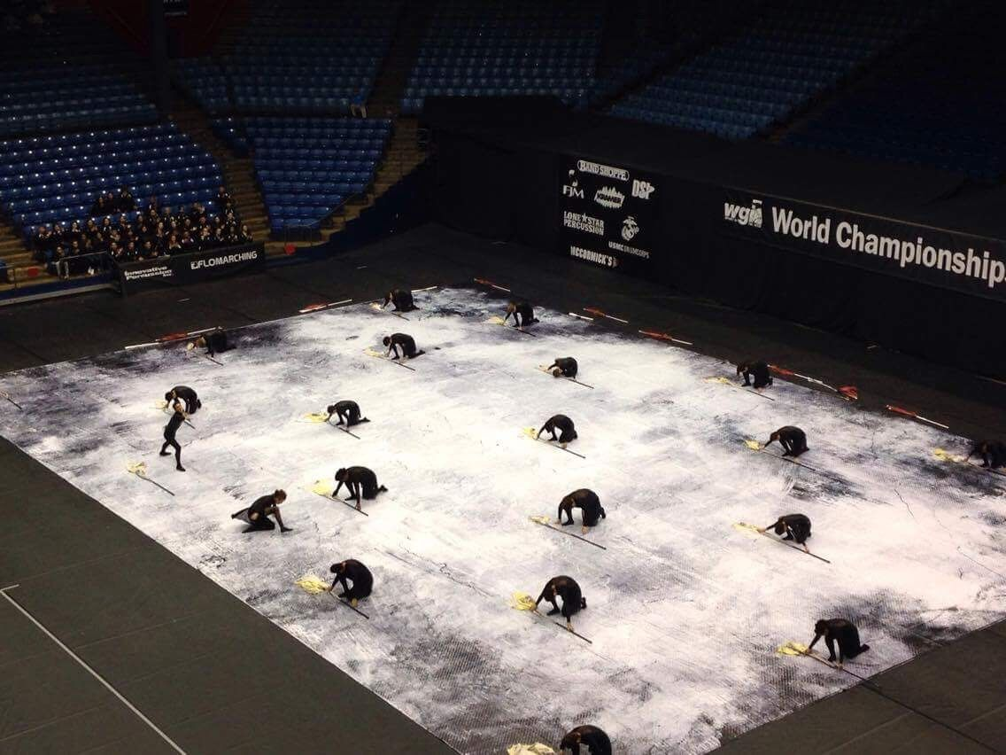 With Wgi Coming Up The Last Thing You Need Is Something Else On