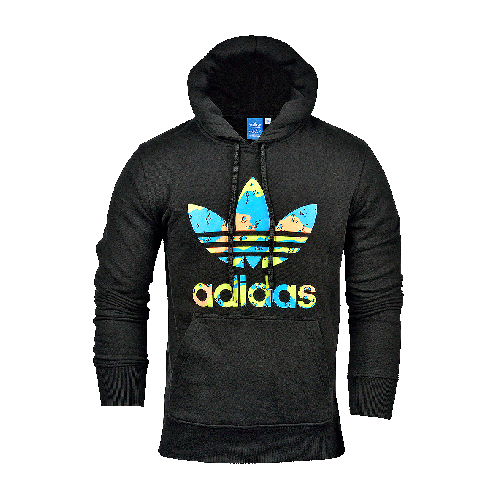 cd8a7a41684 ADIDAS FLEECE HOODY now available at Foot Locker | Mens Fashion in ...