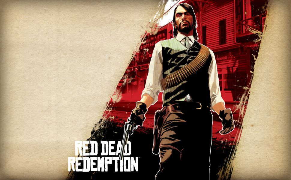 Red Dead Redemption John Marston Hd Wallpaper Red Dead