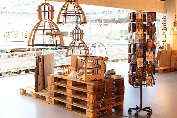 Het Lichtlab @ De Woonindustrie