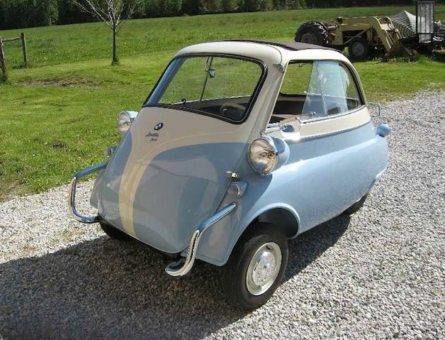 Amazing Cutest And Smallest Cars Ever Made Shared Via Slingpic