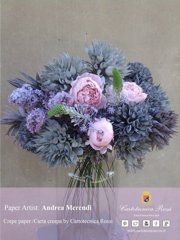Stile Merendi Fiore Personalizzato In Ogni Dettaglio Paper