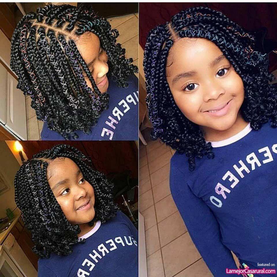 Little Black Girl Hairstyles Back To School Idea Girls Hairstyles Easy Lil Black Girl Hairstyles Little Black Girls Braids