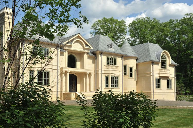 Etonnant House · NJ Custom Home Designs ...