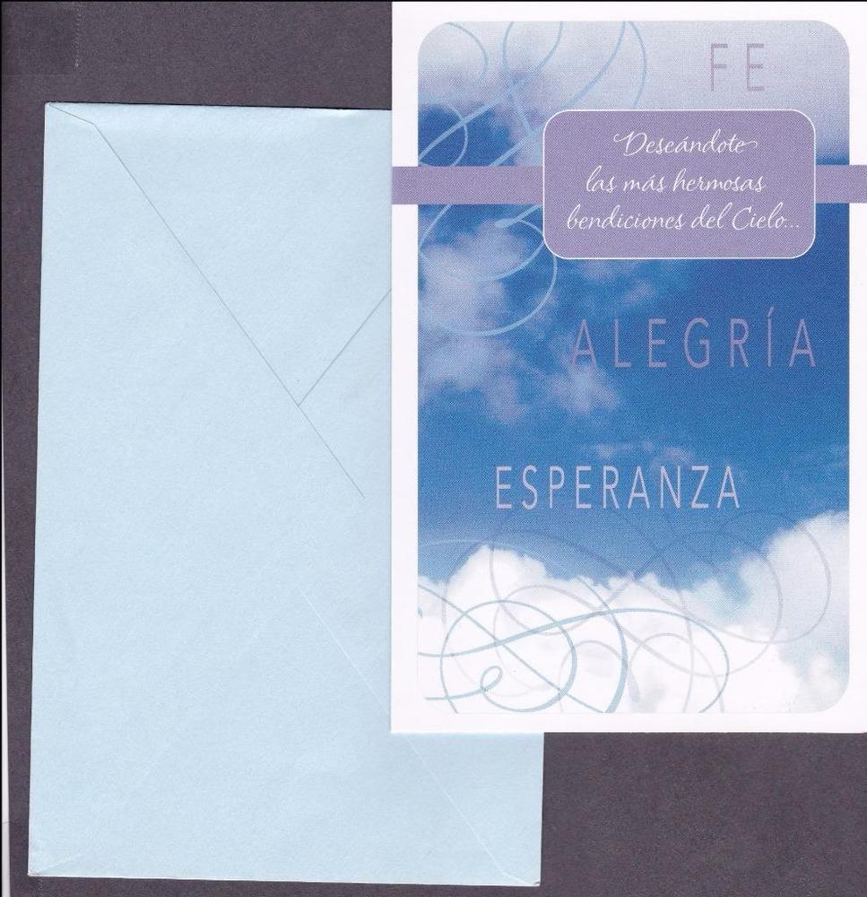 Christian spanish birthday greeting card spanish greetings christian spanish birthday greeting card tenderthoughtsgreetings birthday m4hsunfo