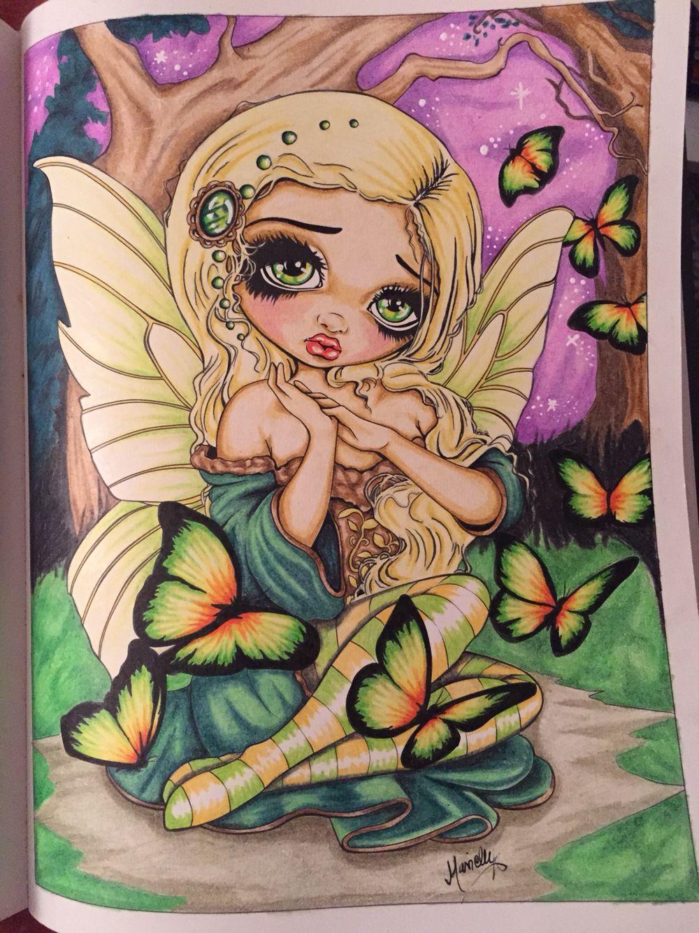 Jasmine Becket-Griffith| Marielle Nilsson | cute fairies | Pinterest ...