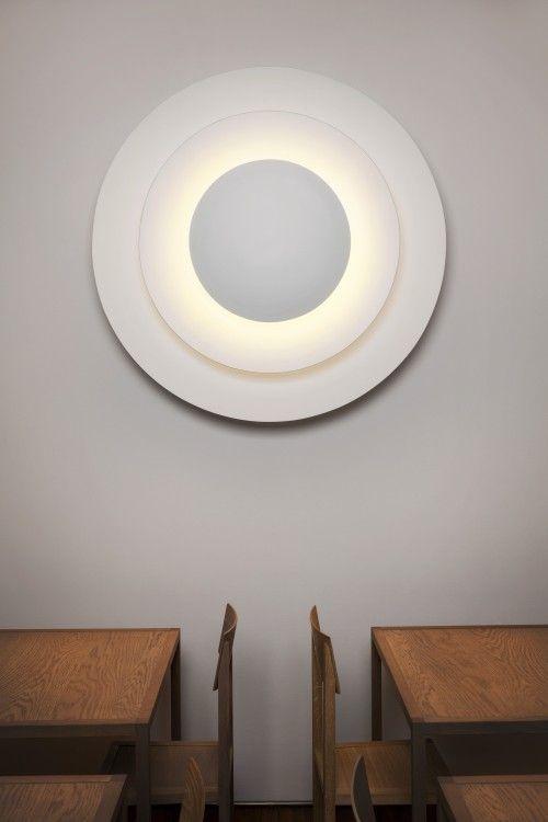 Catellani & Smith Macchina della Luce Parete white lacquered ...