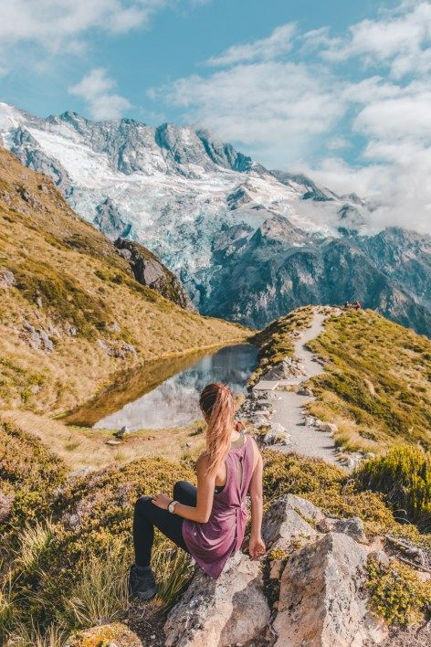 Mueller Hut - The Day Hike Guide | Road trip itinerary ...