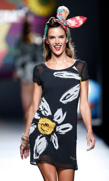 Love this dress from Desigual
