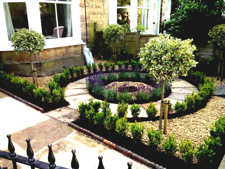 Square garden design ideas for Garden designs ideas uk | Jardines ...