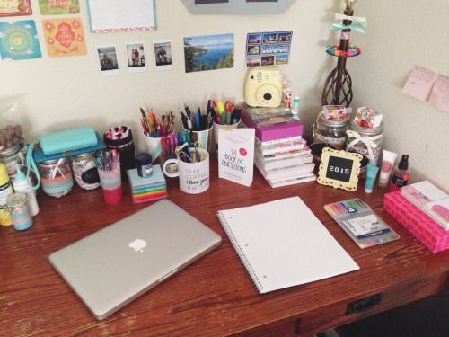 Am First Time Studying At My Desk All Week Since The Dining Room Table Is  The Only Table That Can Hold All Of My Chaos. Have You Ever Taken A Moment  Of ...