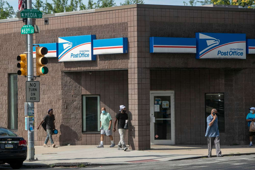 Postal Service Delays Philadelphia