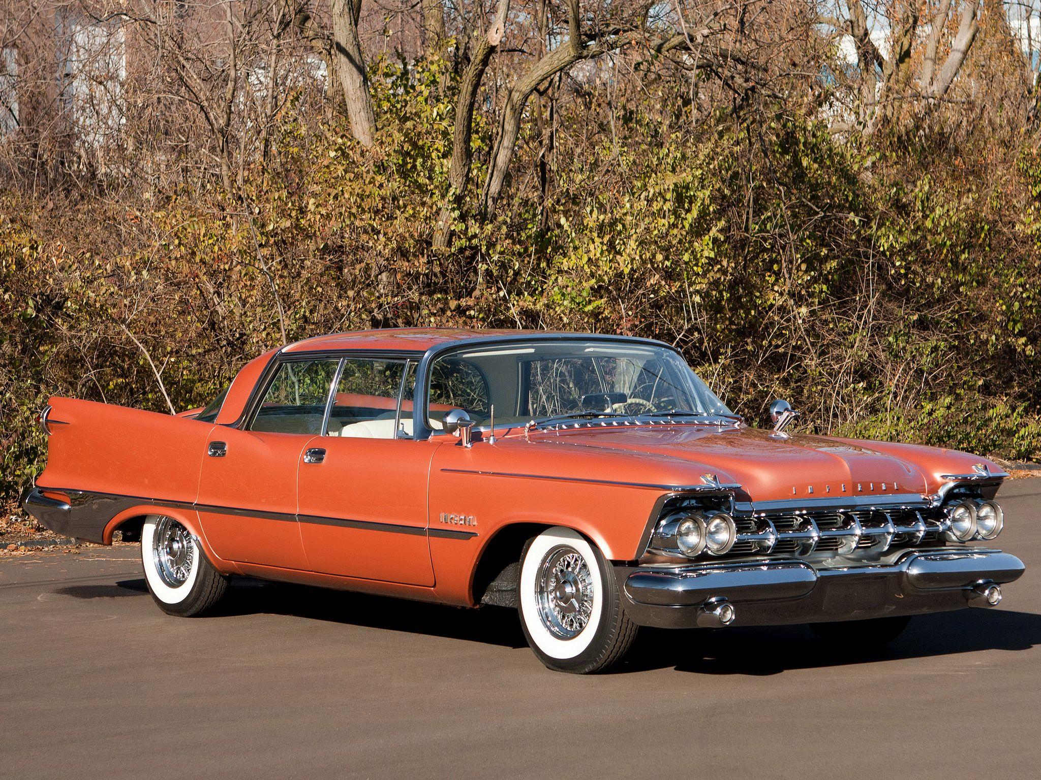 1959 Chrysler Imperial 1959 Chrysler Imperial Crown Southampton