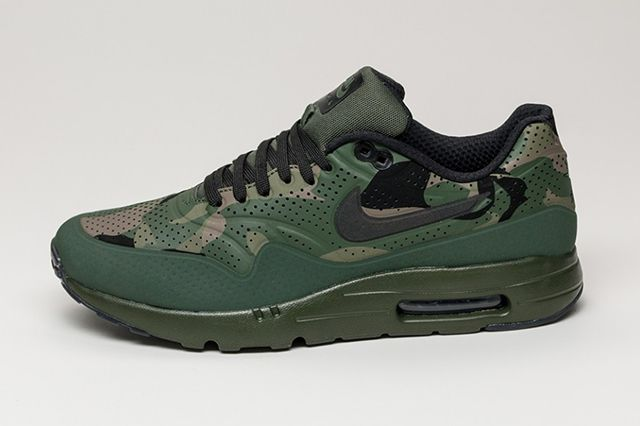 more photos cb087 281f9 NIKE AIR MAX 1 ULTRA MOIRE (CARBON GREEN CAMO)