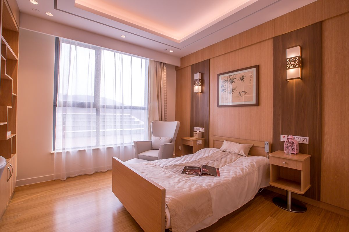 R Sidence Nanjing Wellness Care Chambre Alzheimer Contract