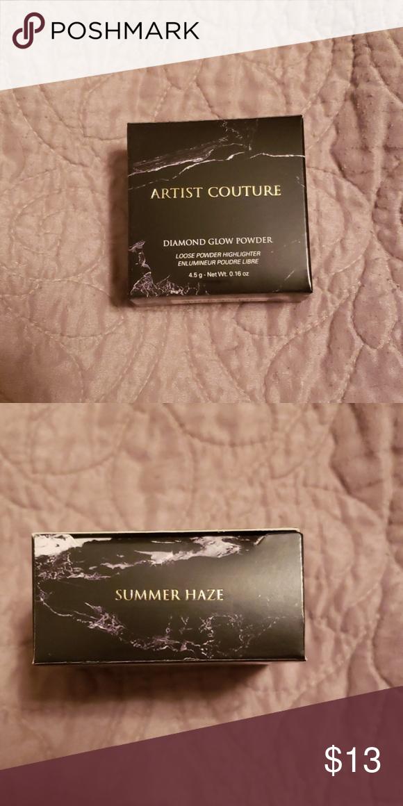 NiB Artist Couture Diamond Glow Powder Summer Haze
