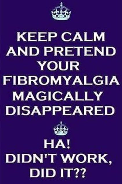 44 Memes That Nail What It's Like to Have Fibromyalgia