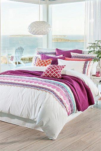 bed seraphina duvet set big w teah s room pinterest duvet