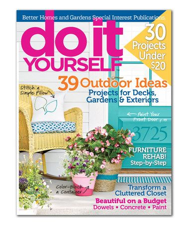 Look what i found on zulily do it yourself magazine subscription do it yourself magazine subscription zulilyfinds solutioingenieria Image collections