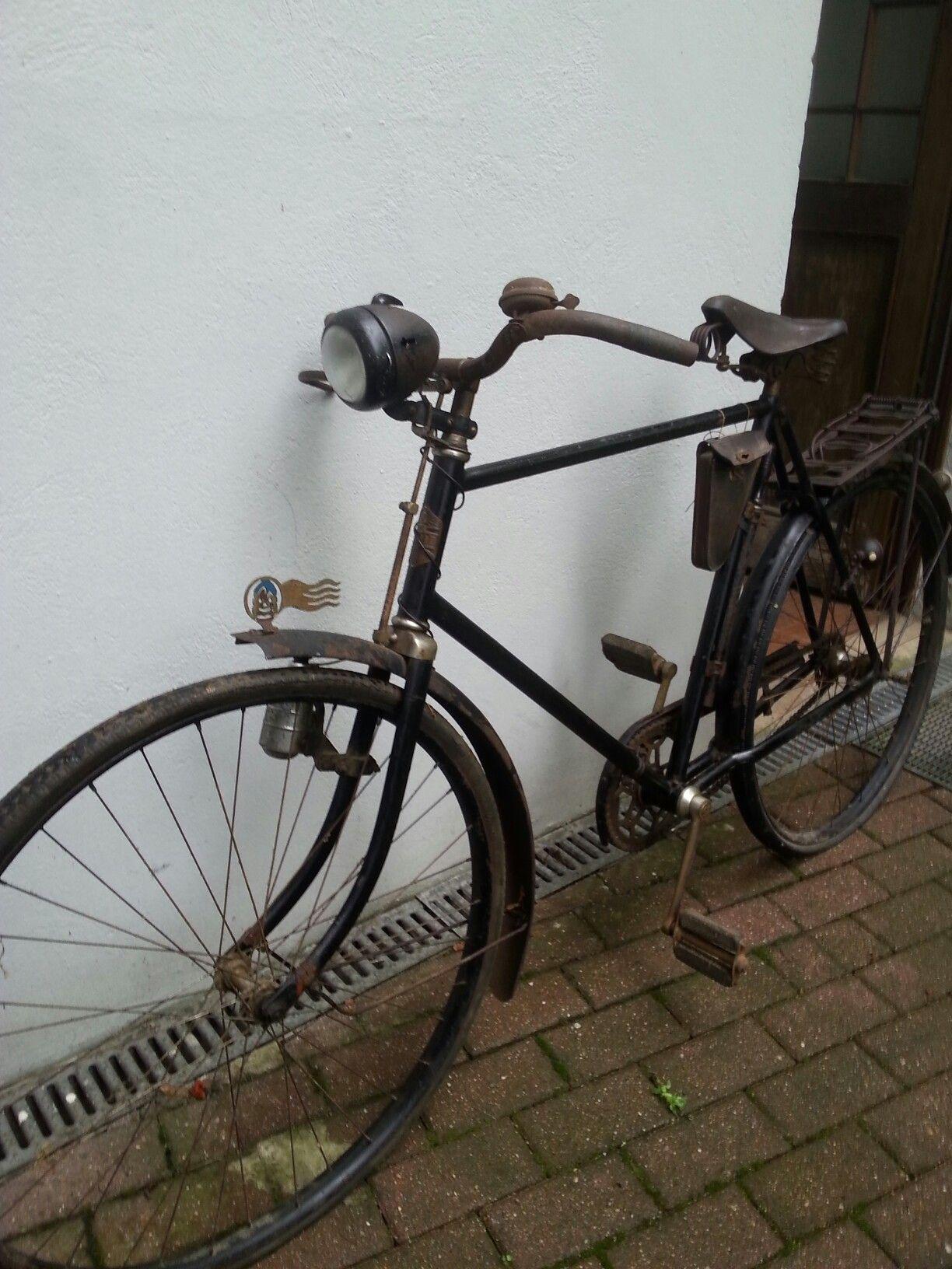 Diamant Fahrrad Model 96 Eldi Baujahr 1928 Vintage Fahrrad