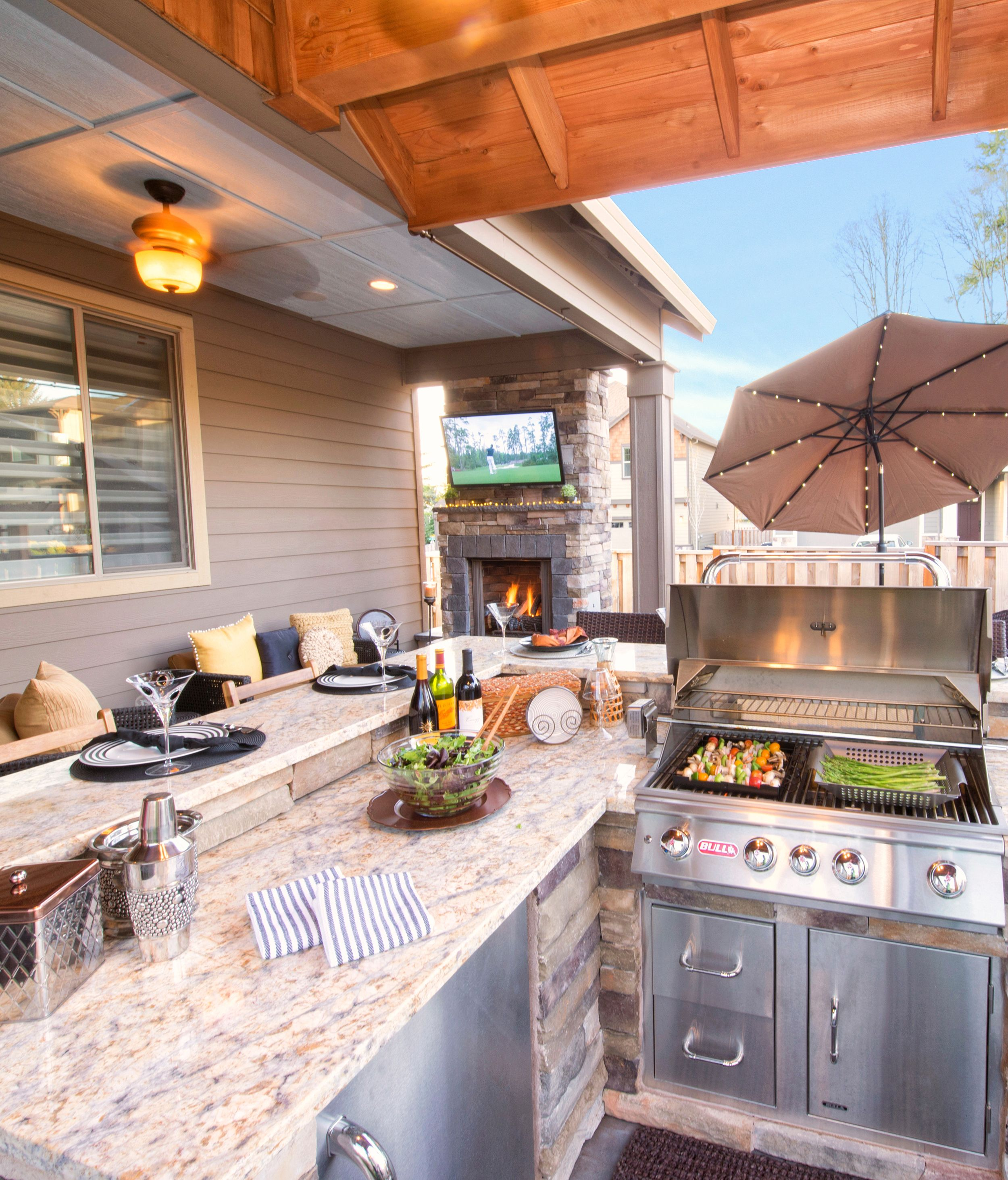 Paradise Outdoor Kitchens: Pin By Paradise Restored On Our Projects