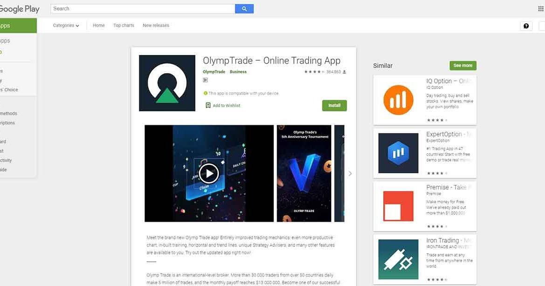 Tempat Download Aplikasi Olymp Trade Versi Lama Aplikasi Perjalanan Ke Luar Negeri Pelayan
