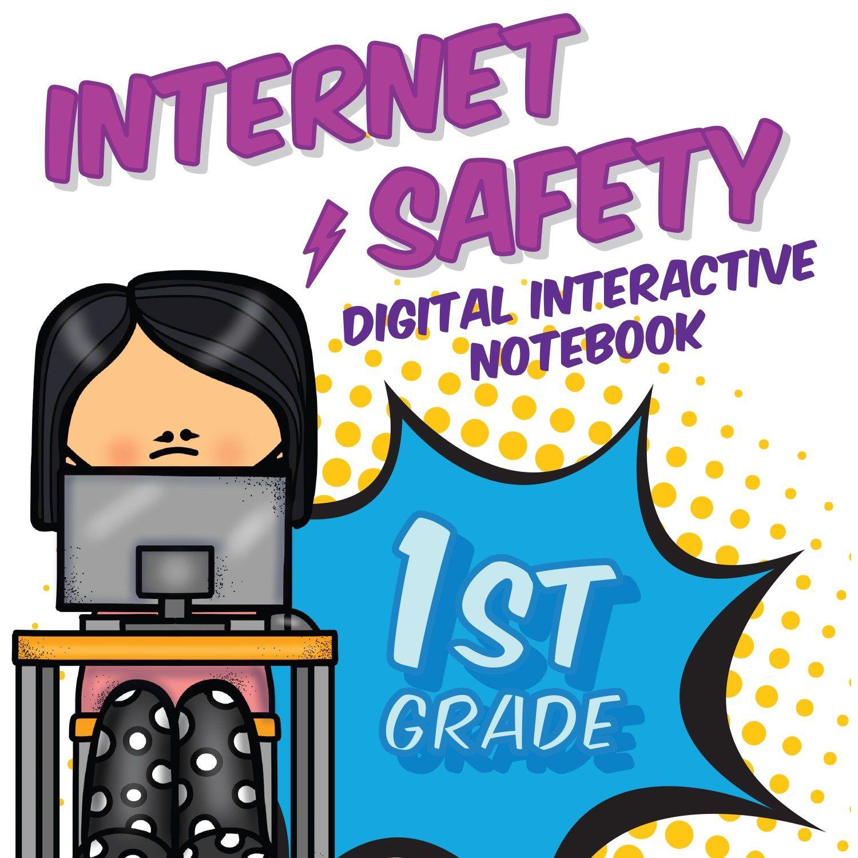 1st Grade Safety Digital Interactive Notebook