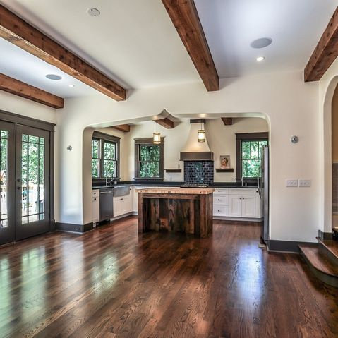 Spanish Moss cabot stain (With images) | Craftsman front ... |Spanish Black Trim