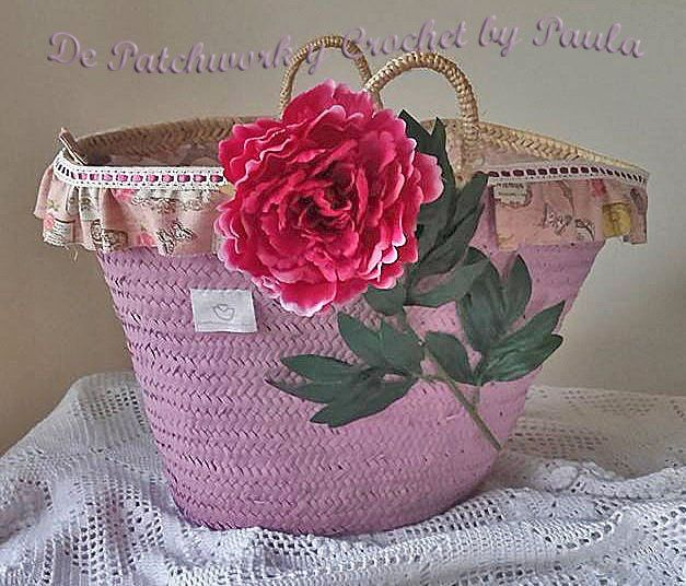 CAPAZO ROMANTIC WEEKEND de Patchworkycrochet en Etsy