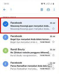 menghapus pesan gmail sekaligus