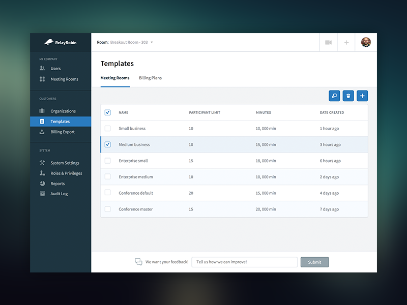 Templates table by aaron legaspi for myplanet ui for Table ux design