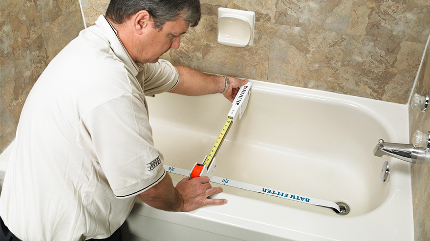 Bath Fitter Holiday Jingle Making A List And Measuring Twice Bath Fitter Fitted Bathroom Bath