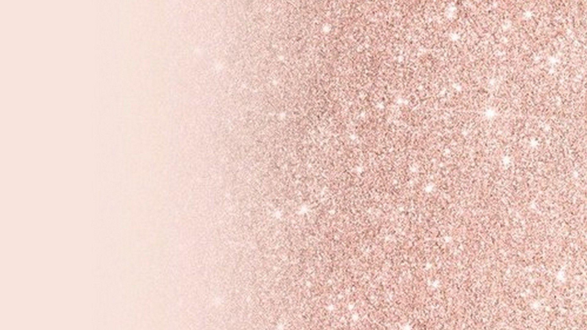 Wallpaper Rose Gold Glitter Desktop | Best HD Wallpapers ...