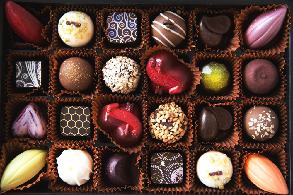 Food Chocolate Sweets Wallpaper Trong 2020