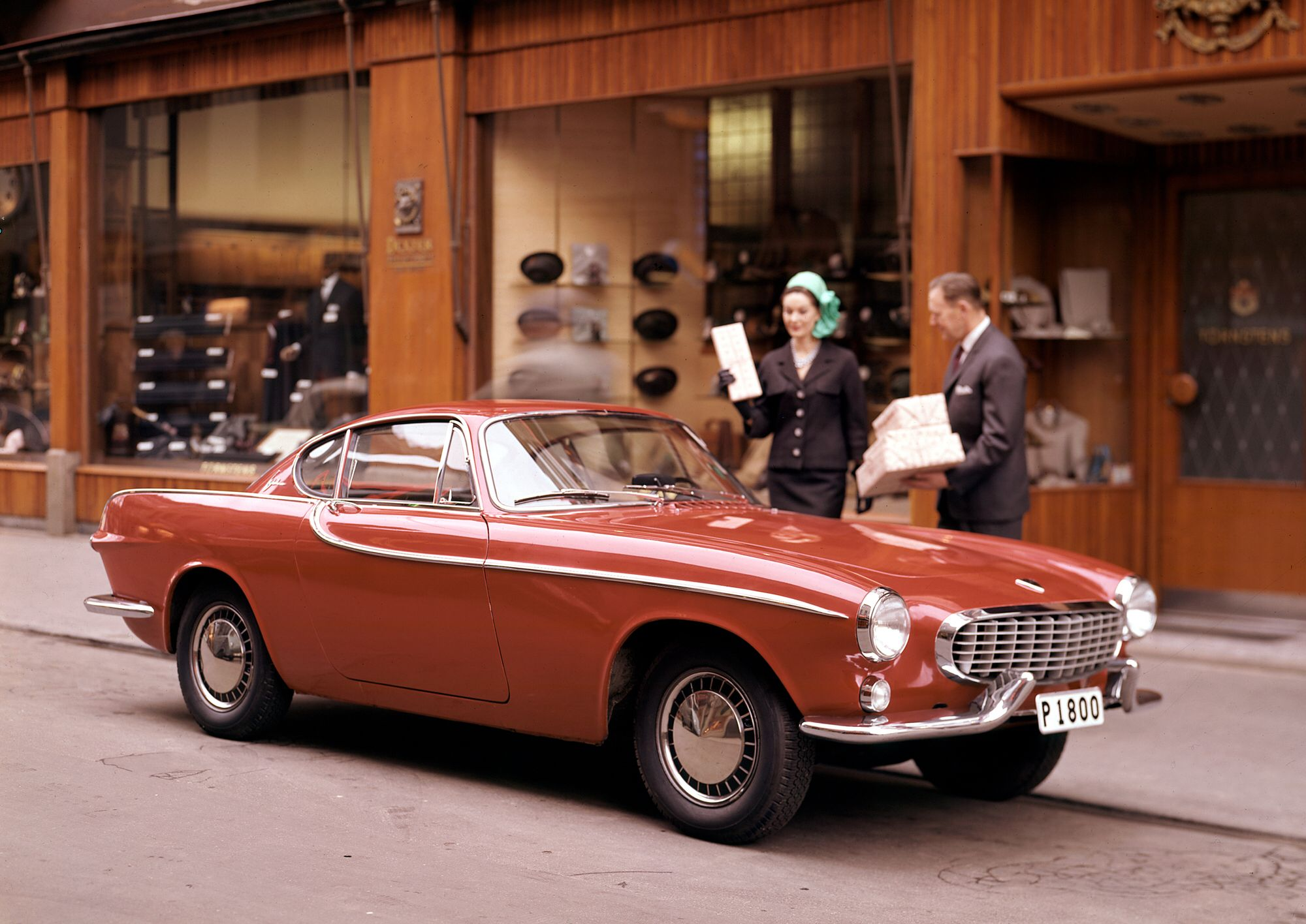 Valentines throwback: Volvo P1800, year 1960. | cars | Pinterest | Volvo, Volvo cars and Cars