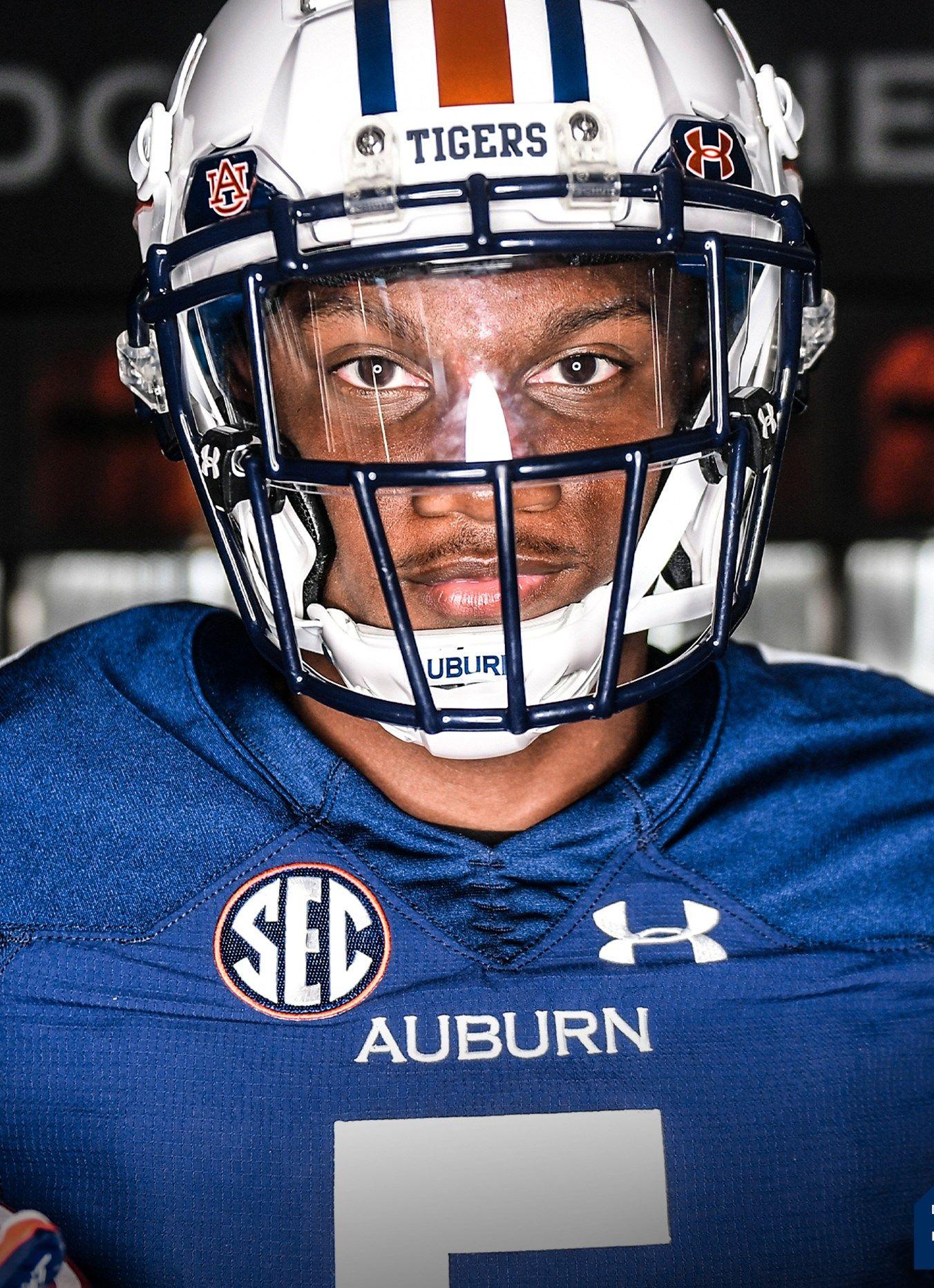 Chris Thompson Jr Football Auburn University Athletics In 2020