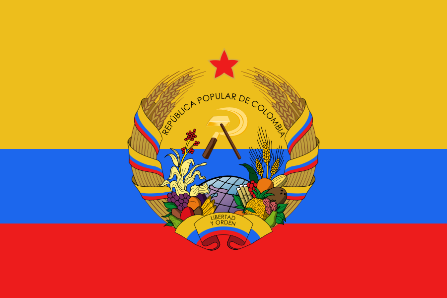 Colombia Historical Flags Flag Design Flag