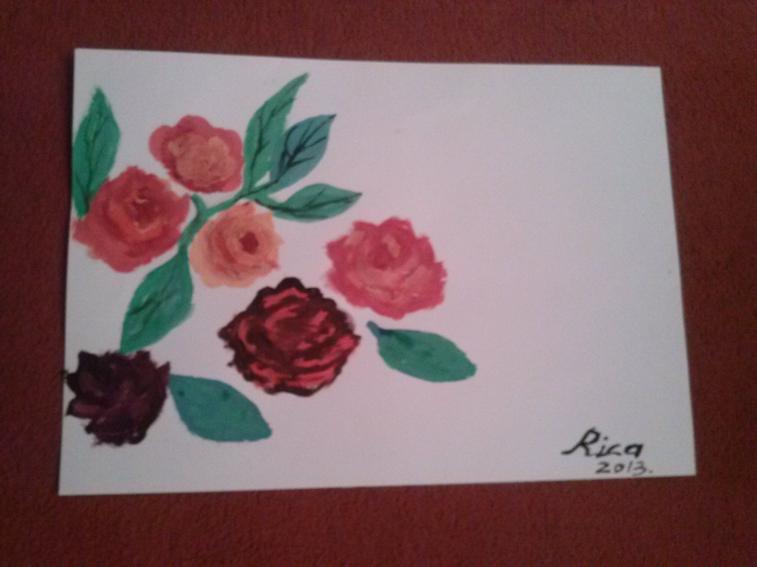 Roses / by Rica
